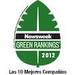Sprint está ubicada en el puesto 3 entre las 500 compañías más ecológicas en EE. UU.
