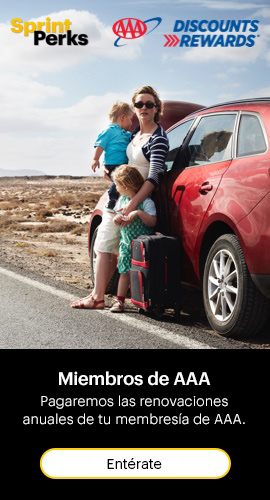 Miembros de AAA: Pagaremos las renovaciones anuales de tu membresía de AAA. Entérate