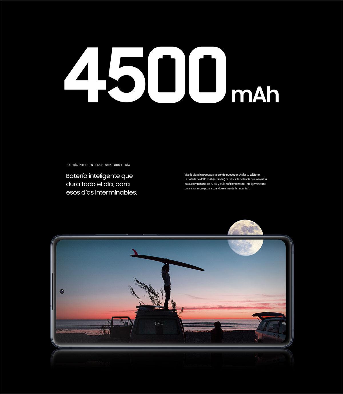 4500 mah